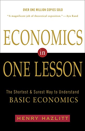 Pdf Money Economics in One Lesson: The Shortest and Surest Way to Understand Basic Economics