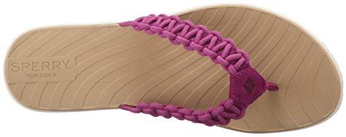 Sperry Top-sider Vrouwen Seabrook Huidige Marine Visser Sandaal Roze
