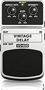 behringer vd400 vintage delay effects pedal musical instruments. Black Bedroom Furniture Sets. Home Design Ideas