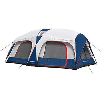 Amazon Com Mt Barren Family Tent Sports Amp Outdoors