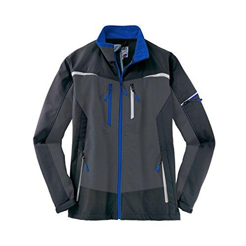 royal hombre Jacket Chaqueta Workwear dunkelgrau Softshell Terrax para wU740q8wx