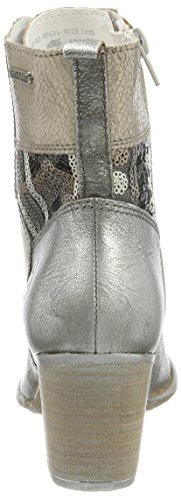 Metallics 412406313019 Marron Femme Taupe Bottines Bugatti 1490 wXdqgpp