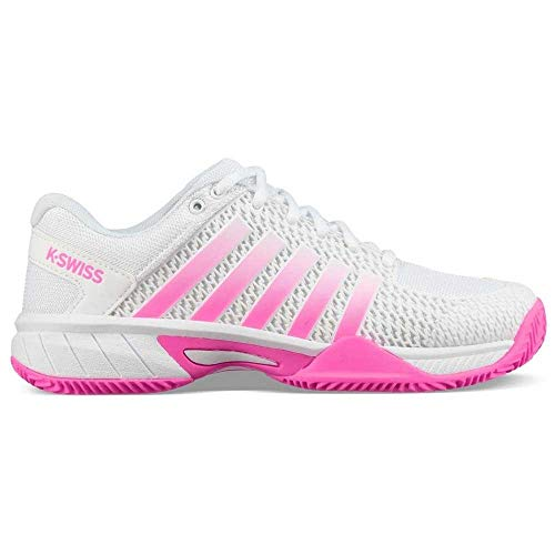 Pink Express Chaussures Performance m de HB White White Light Blanc Pink 000070591 4 Tennis Swiss K Femme 5 0w8qEHYn