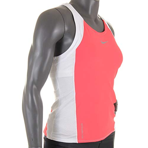 Nike Women's Tri Top (Rio, Small) Triathlon Athletic Shirt ()