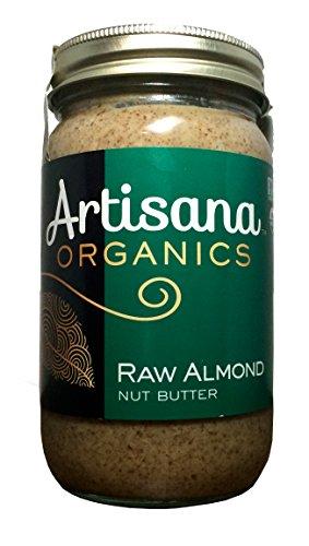 Artisana Organic Raw Almond Butter - 14 oz