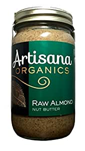 Artisana Organic Raw Almond Butter - 14 oz