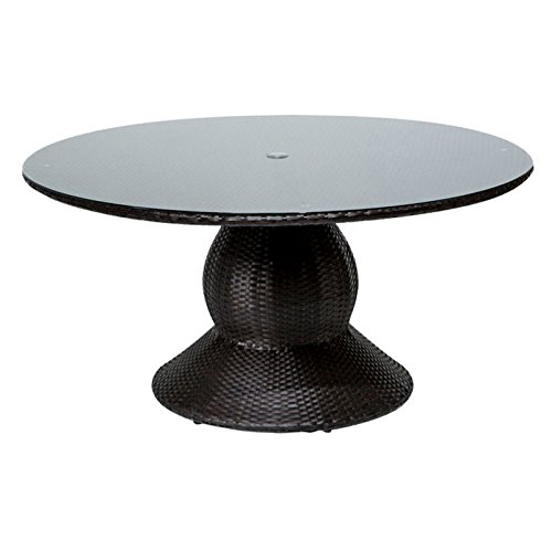 60 inch round patio table - 1