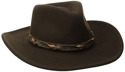 Bailey Western Men's Palisade, Beaver, - Bailey Western Hats