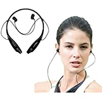 AVMART Accessories Hbs-730 Sports Hands-free Bluetooth Neckband Stereo in Ear Headphone for Redmi Note (Black, 1)