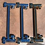 10'' Locking Shower Head Extension Arm in Titanium Gold