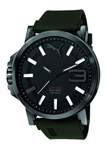 PUMA Time Ultrasize PU103911002 Casual Men's watch Solid Case