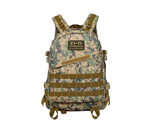 Mochila impermeable 50 * 36 * 18 bolso de viaje plegable mochila