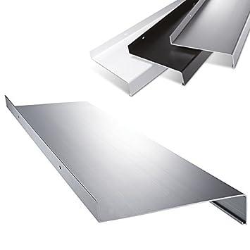Aluminium Fensterbank in Silber Zuschnitt nach Maß Länge 1500 mm ...