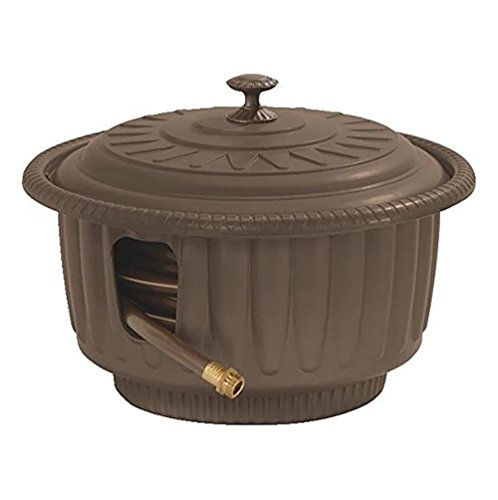 Hose Pot Lid - Suncast 50-Foot Capacity Garden Hose Reel Pot HRP60B - Colors Vary