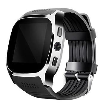 WMWMY Deportes Smart Watch Apoyo TF Tarjeta SIM y Cámara ...