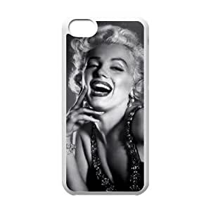 Marilyn Monroe iPhone 5c Cell Phone Case White gift E5658323
