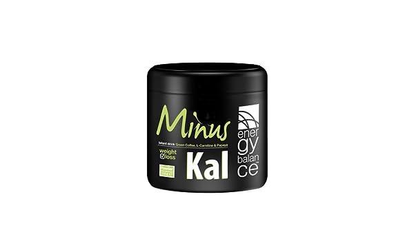 MinusKal Pérdida de peso con Café Verde y L-Carnitina: Amazon.es: Salud y cuidado personal