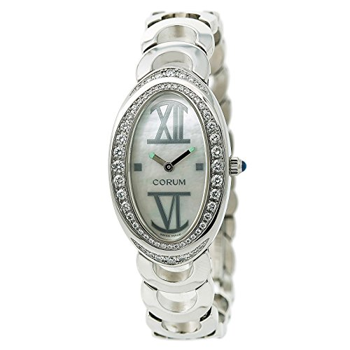 Corum Ovale Quartz Female Watch 137.410.47 (Certified Pre-Owned)