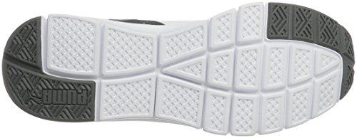 Shade Flexracer Quiet white Running Chaussures de Gris Adulte Mixte Entrainement Puma 6fqzxBwpw