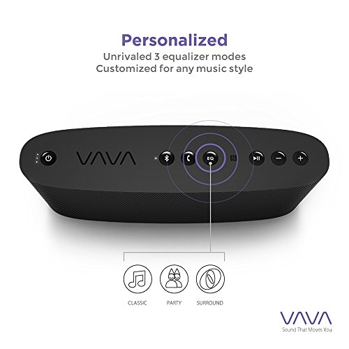 VAVA Voom 21 Wireless Bluetooth Speakers