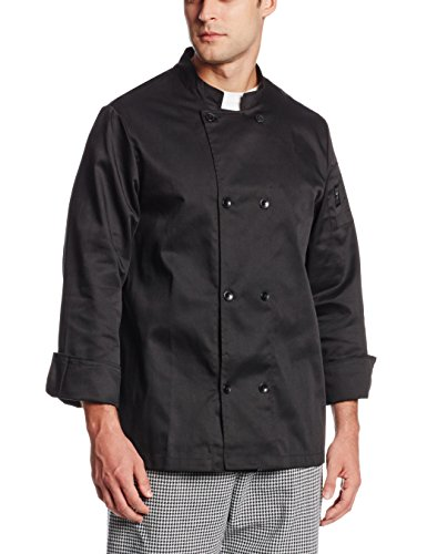 Chef Revival Jacket Black - Size Medium ()