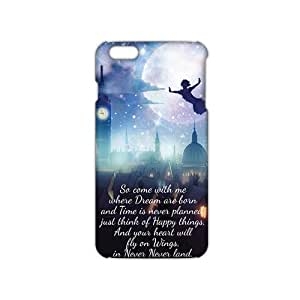 Peter Pan Tinker Bell 3D Phone Case for iPhone 5 5s