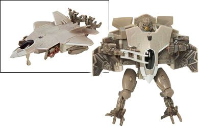 Transformers Fast-Action Battlers Battle Blade Starscream ()