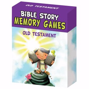 Bible Story Memory Games-Old - Premiere Outlet Mall