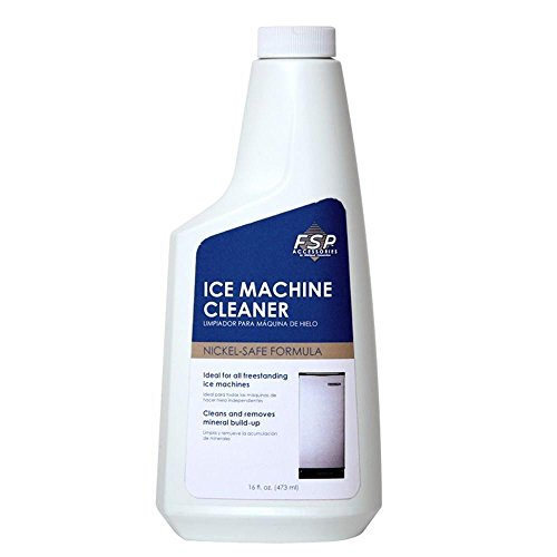 Whirlpool 4396808 Ice Machine Cleaner 16-Ounce (Ice Machine Bin)