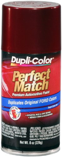 Dupli-Color BFM0373 Dark Toreador Red Ford Exact-Match Automotive Paint - 8 oz. Aerosol by Dupli-Color
