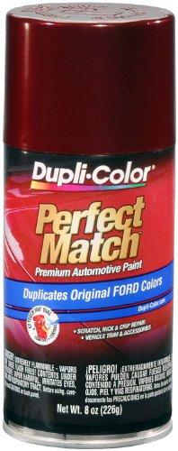 Dupli-Color BFM0373 Dark Toreador Red Ford Exact-Match Automotive Paint – 8 oz. Aerosol
