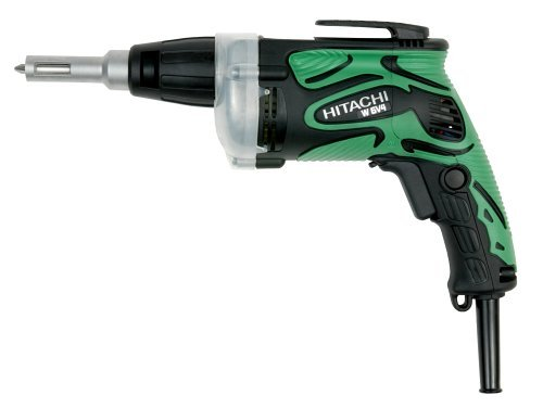 Factory-Reconditioned: Hitachi W6V4 6.6 Amp Drywall Screwdriver