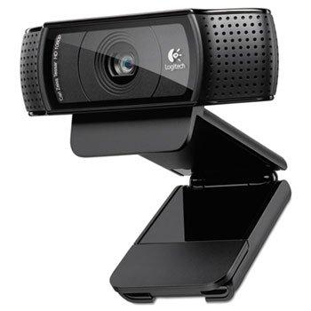 C920 Pro Webcam 1080p Black