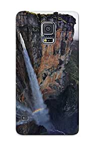 Ideal Catenaryoi Case Cover For Galaxy S5(angel Falls), Protective Stylish Case
