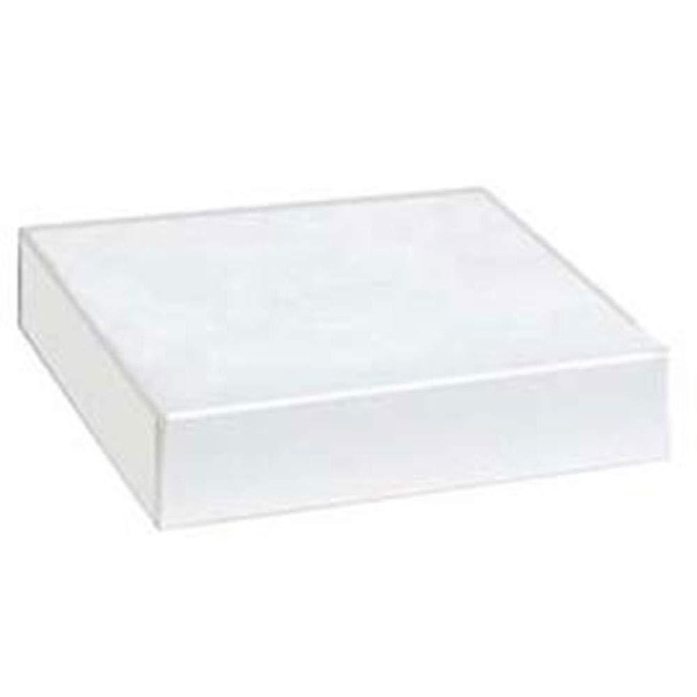 White Apparel Boxes - 15'' x 9½'' x 2'' - Case of 100