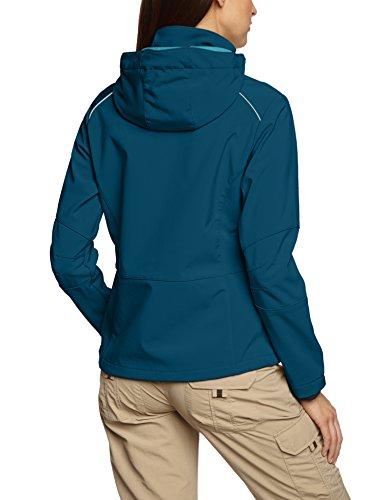 Cmp Mujer Azul Softshell 3a05396 Para Chaqueta denim rwIrUX