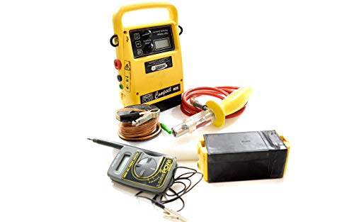 Compacto DC15 vacaciones porosidad detector, rango de medición de ...