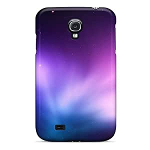 New TGR12215Uhip Aura Purple Tpu Cover Case For Galaxy S4