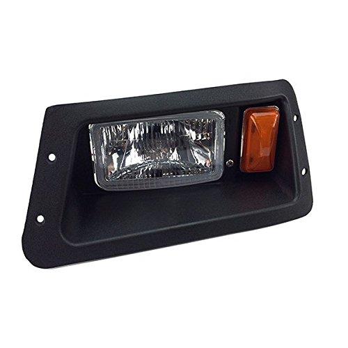 NEW RecPro YAMAHA G14-G22 GOLF CART DELUXE STREET LEGAL HALOGEN LIGHT KIT w/ LED TAIL LIGHT