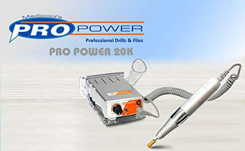 Medicool Pro Power 20k Professional Electric File by Medicool (Image #2)