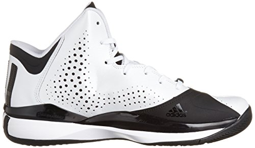La Performance Adidas Rose D 773 Iii Hommes Chaussures De Basket-ball C75720 Blanc
