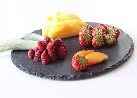 Piatti Cucina In Ardesia : Belleset set di piatti in ardesia piatto e sottopiatto
