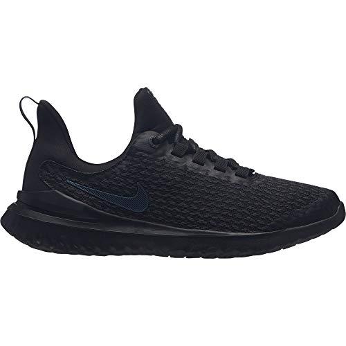6c921b45ce SHOPUS   Nike Boy's Renew Rival Running Shoe Black/Oil Grey Size ...