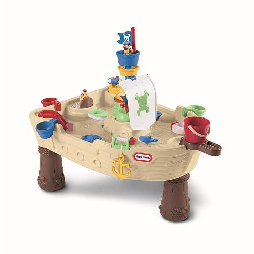 Little Tikes Anchor's Away Pirate Ship Water Table