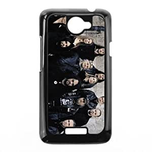 HTC One X Cell Phone Case Covers Black Haggard Gksll