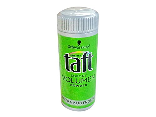Schwarzkopf Taft Hair Volumen Powder 10g (0.35 Oz): Hair Styling Push Up Volume Powder by Taft Schwarzkopf SchwarzkopfTaft