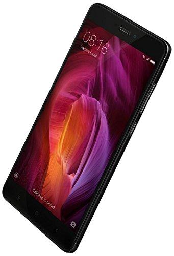 Xiaomi Redmi Note 4 3+32 Smartphone da 32 GB, Nero