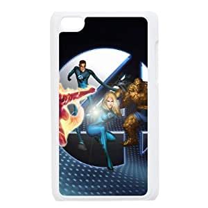Printed Phone Case Fantastic Four For Ipod Touch 4 NC1Q03596