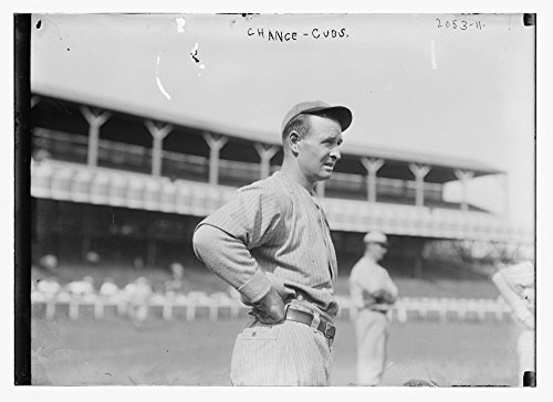 1910 Photo Frank Chance, Chicago, NL (baseball)