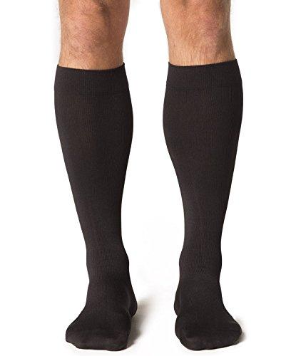 sigvaris-midtown-microfiber-823cllm99-30-40-mmhg-midtown-microfiber-mens-closed-toe-knee-highs-black